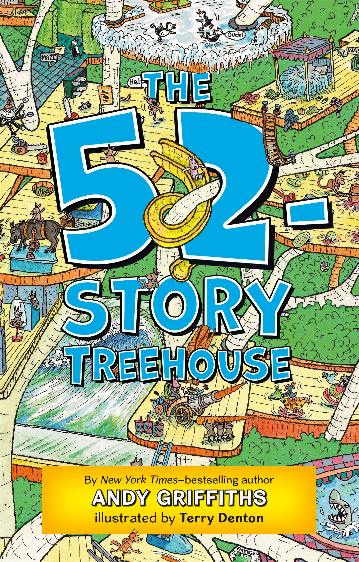 Image result for 52 story treehouse