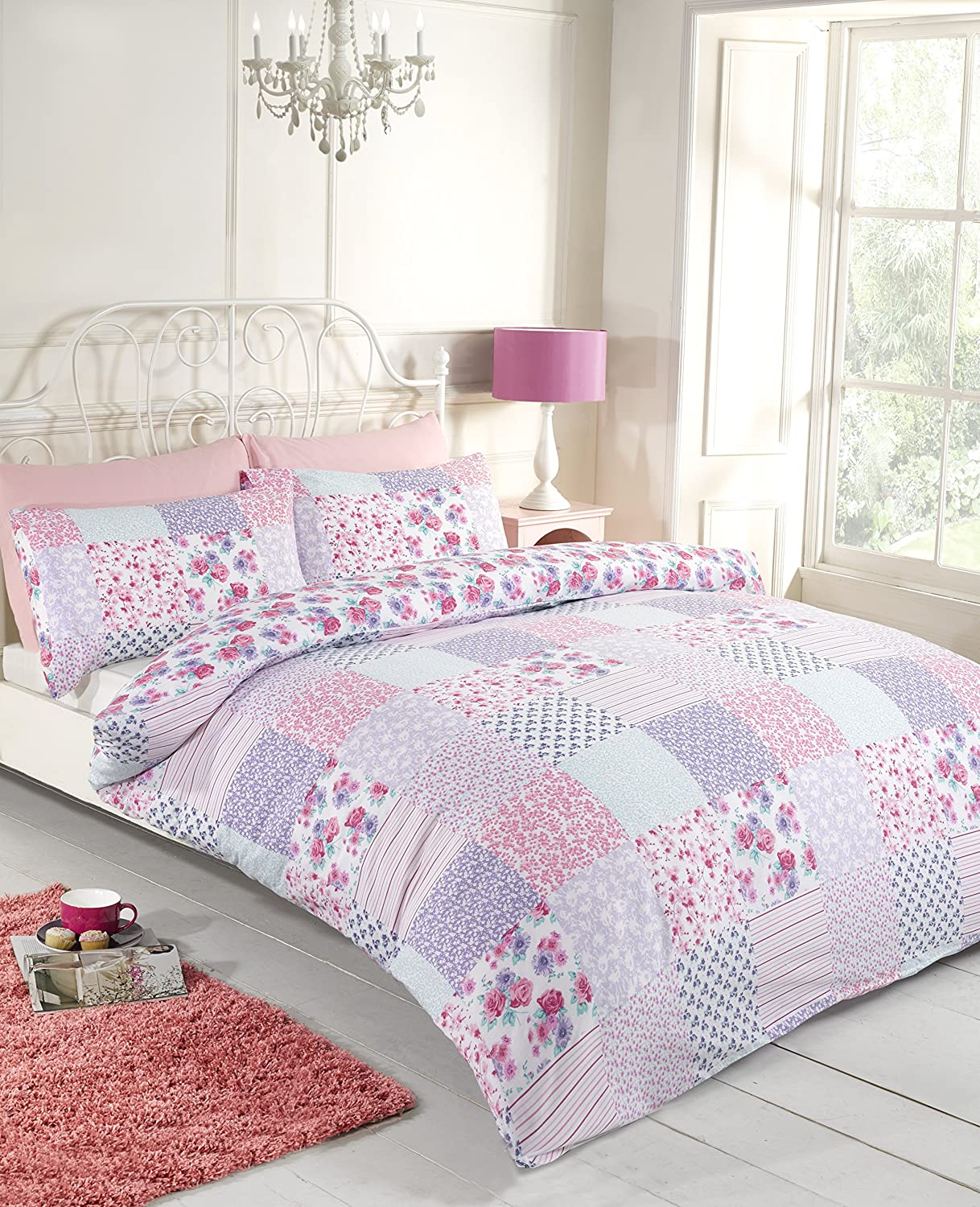 white duvet patchwork products world cover new lifestyle wonderful