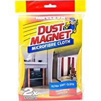 Mr Clean Microfibre Dust Magnet Cloth, 2ct