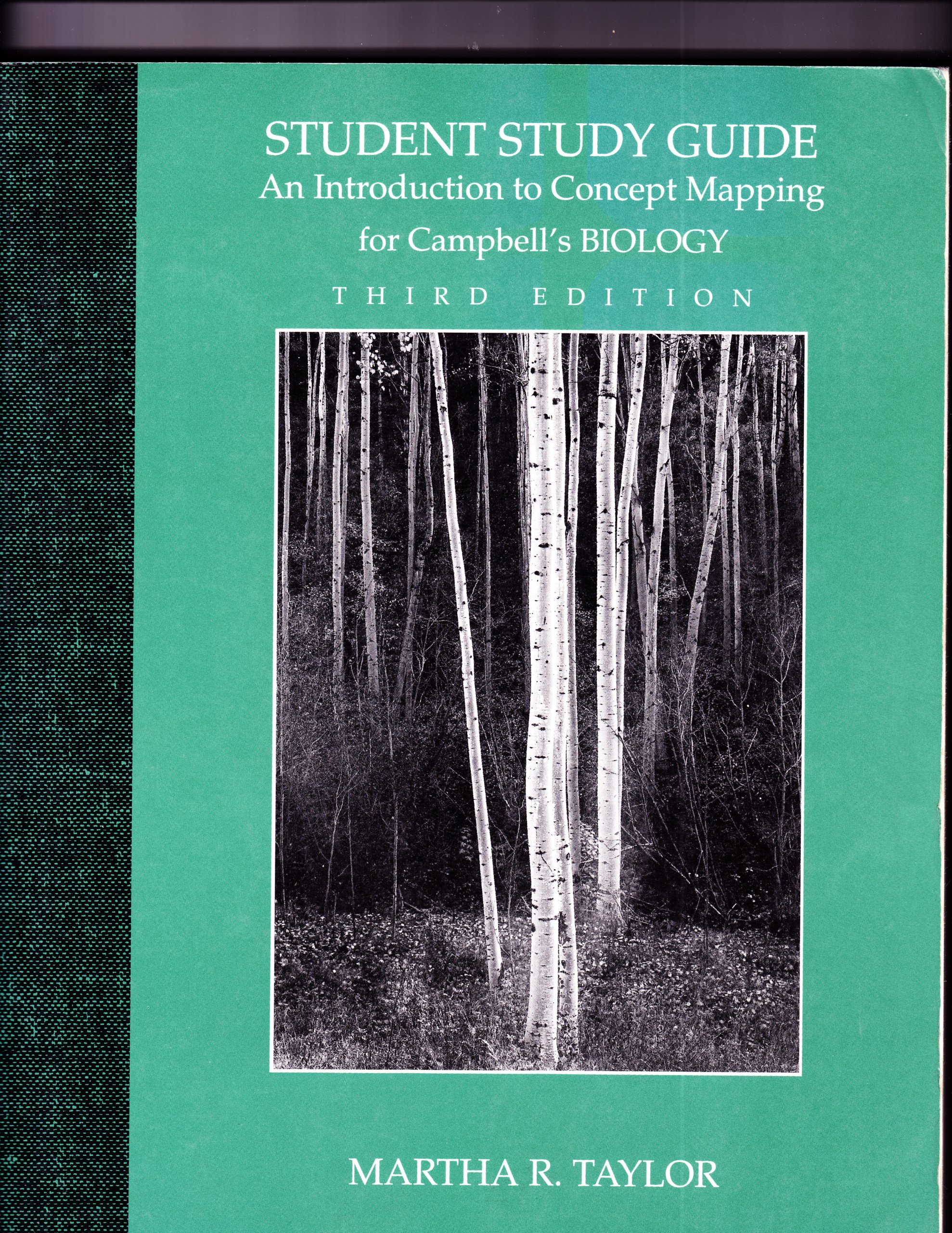 Student Study Guide: An Introduction to Concept Mapping for Campbell's  Biology: Martha R. Taylor: 9780805318814: Amazon.com: Books