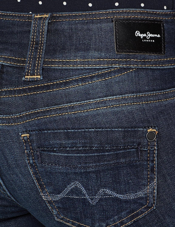 Pepe Jeans Denim Jeans Straight Donna