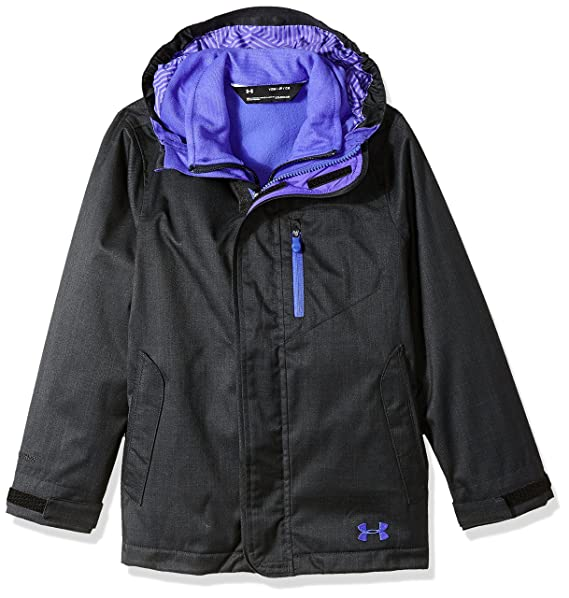 Under Armour Girls ColdGear Infrared Gemma 3-in-1 Jacket