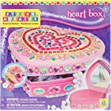 The Orb Factory Sticky Mosaics Heart Box