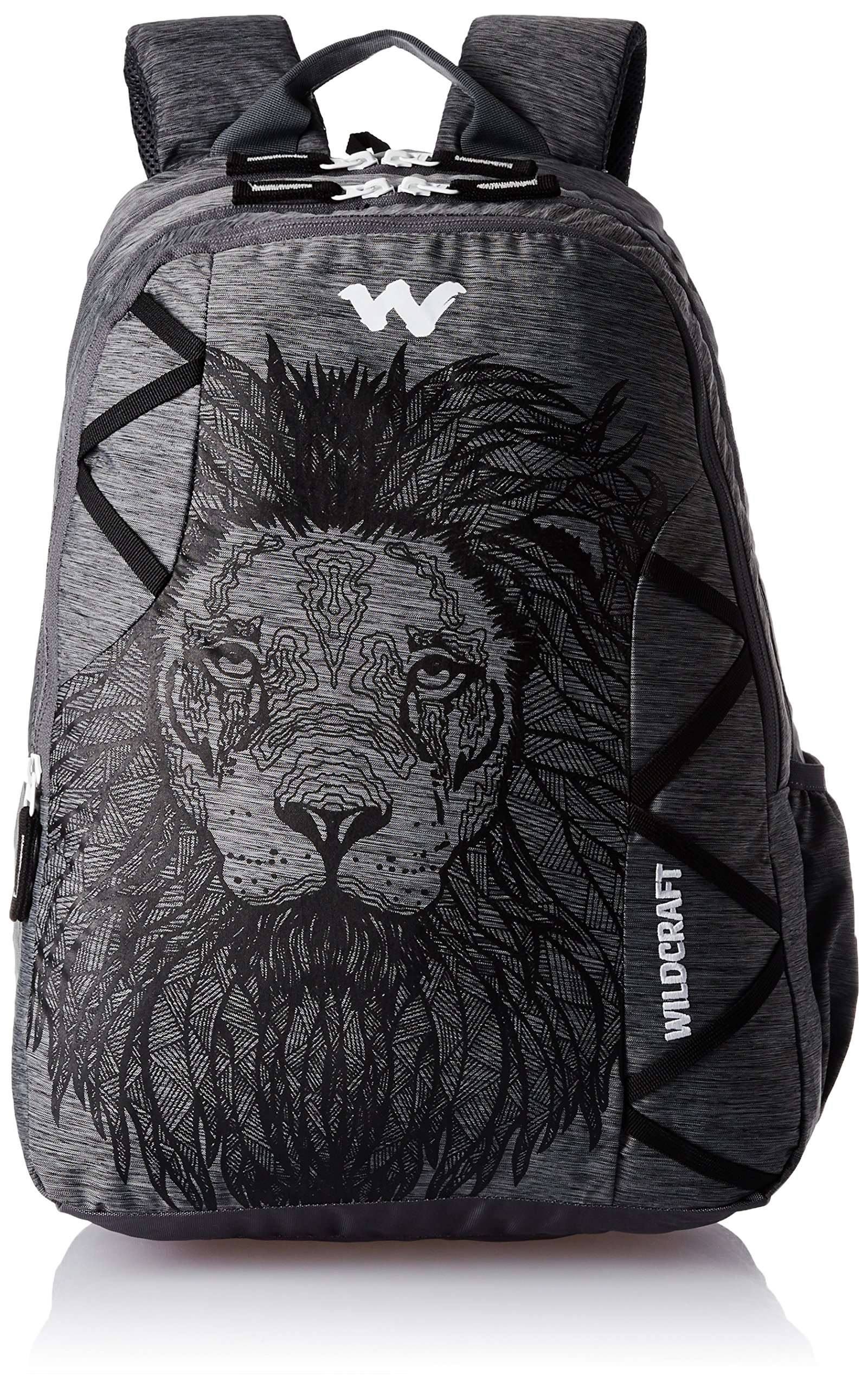 Wildcraft 35 Ltrs Black and Mel Backpack (WC 5 Dare) product image