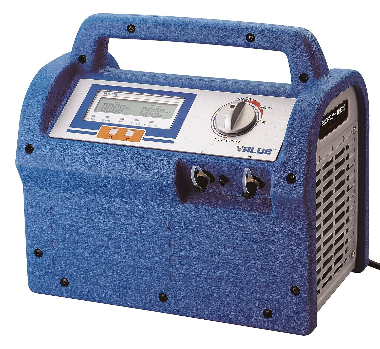 BBK 冷媒回収装置 フロン回収機 世界初デジタル式/軽量型10.5kg/1馬力 RM320 B017W2DL3G