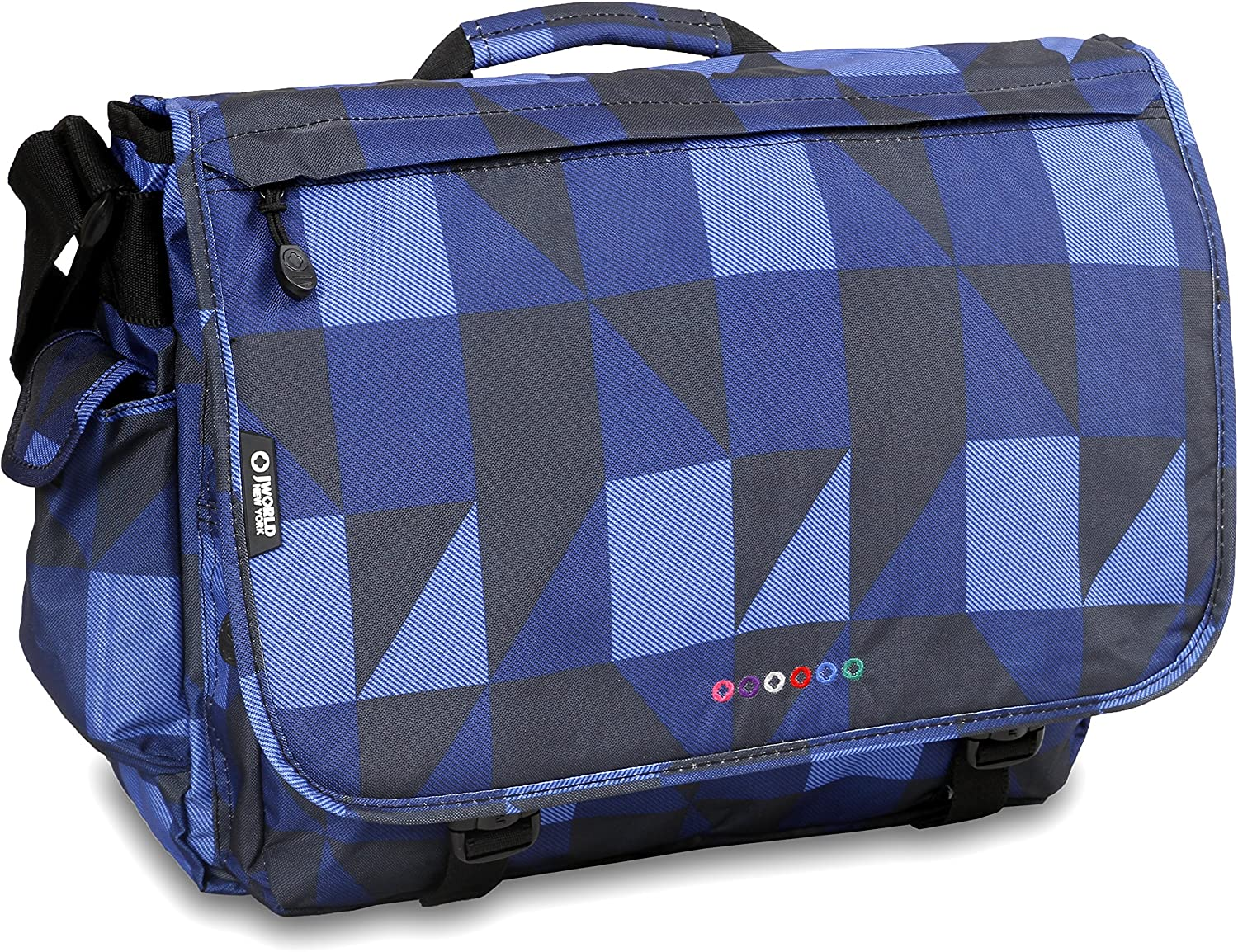 J World New York Thomas Laptop Messenger Bag