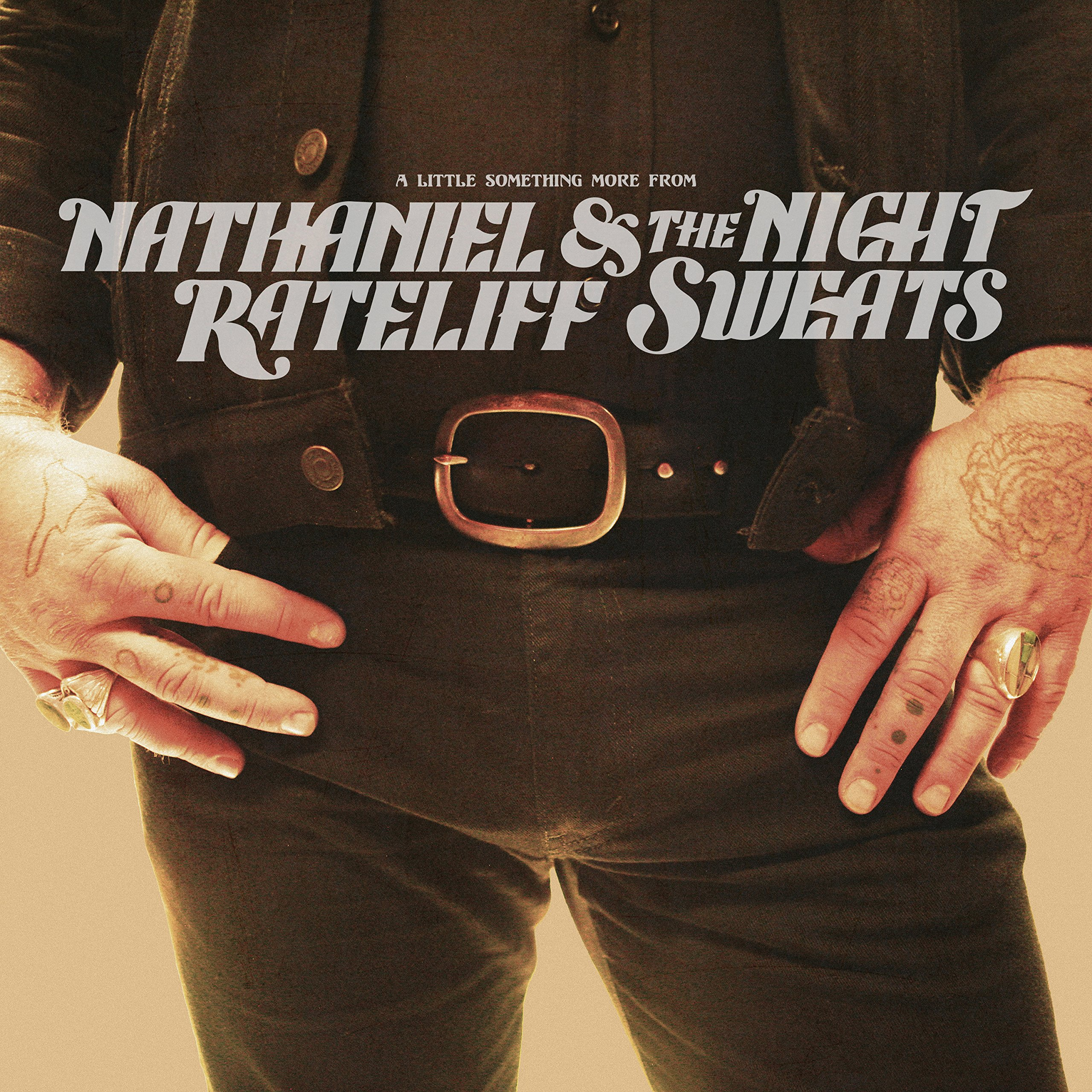 Cassette : Nathaniel Rateliff & the Night Sweats - A Little Something More From (Cassette)