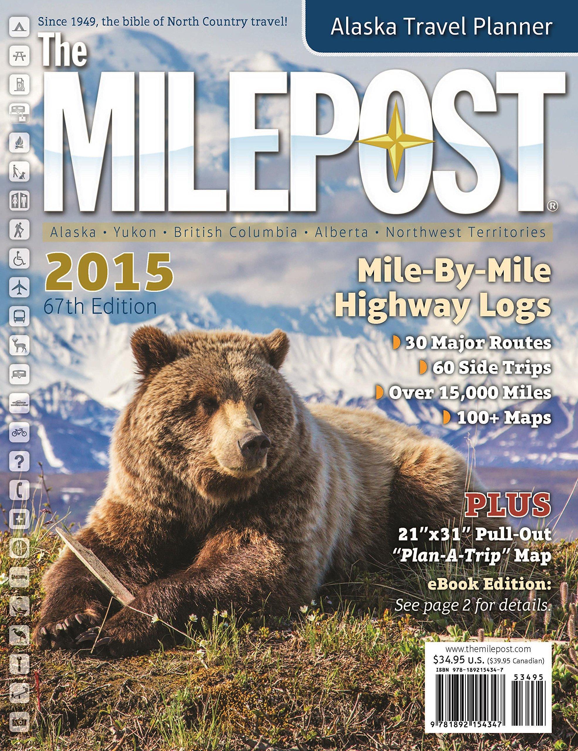 The Milepost 2015 ebook