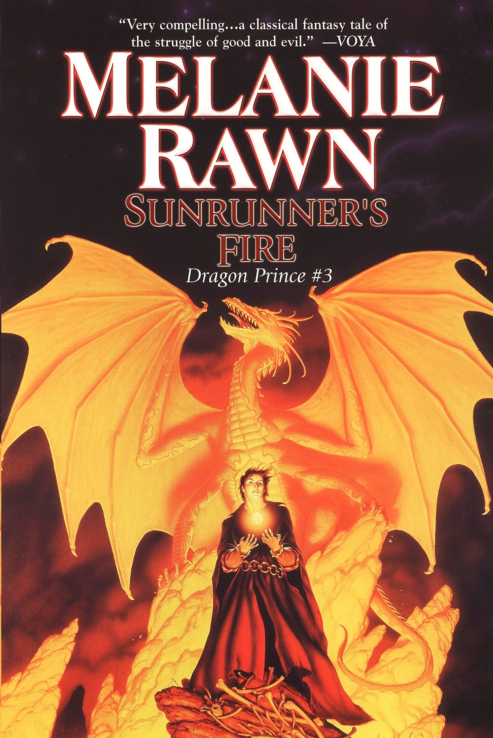 Sunrunner's Fire: Dragon Prince #3