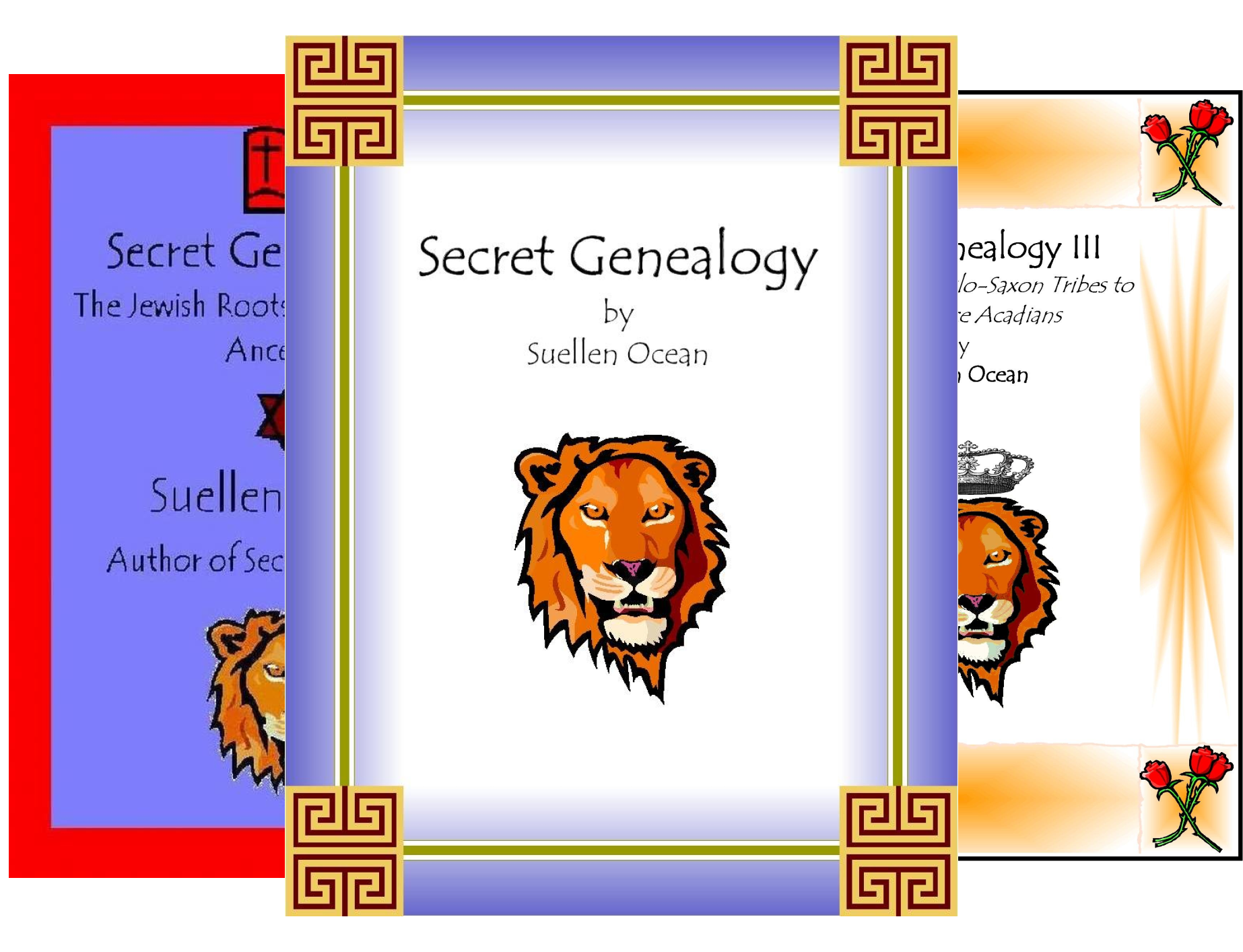 Secret Genealogy (7 Book Series)