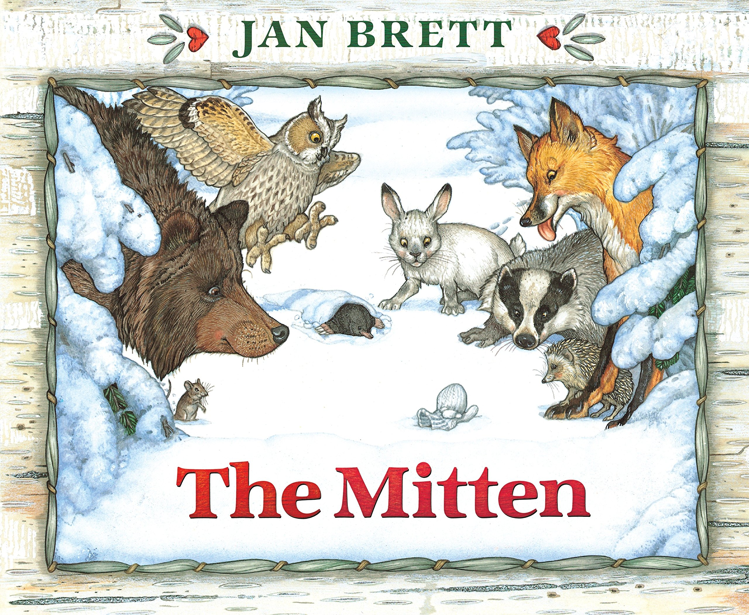 The Mitten by Putnam Juvenile (Image #1)