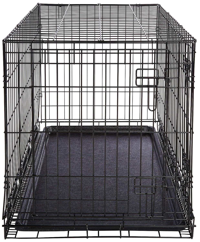 Transportín plegable de metal para perro desde 15,54€