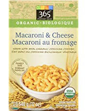 365 Everyday Value Organic Macaroni & Cheese (Family Size), 12 oz