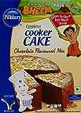 Pillsbury Eggless Cooker Cake Mix, Chocolate, 159g