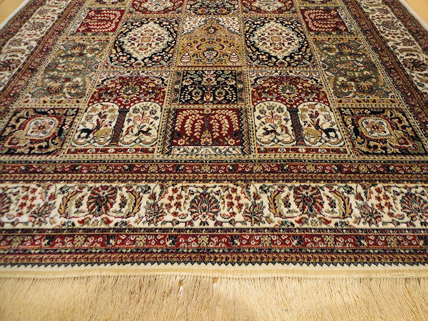Verona Area Rugs Made In Belgium Viscose Rugs Made In