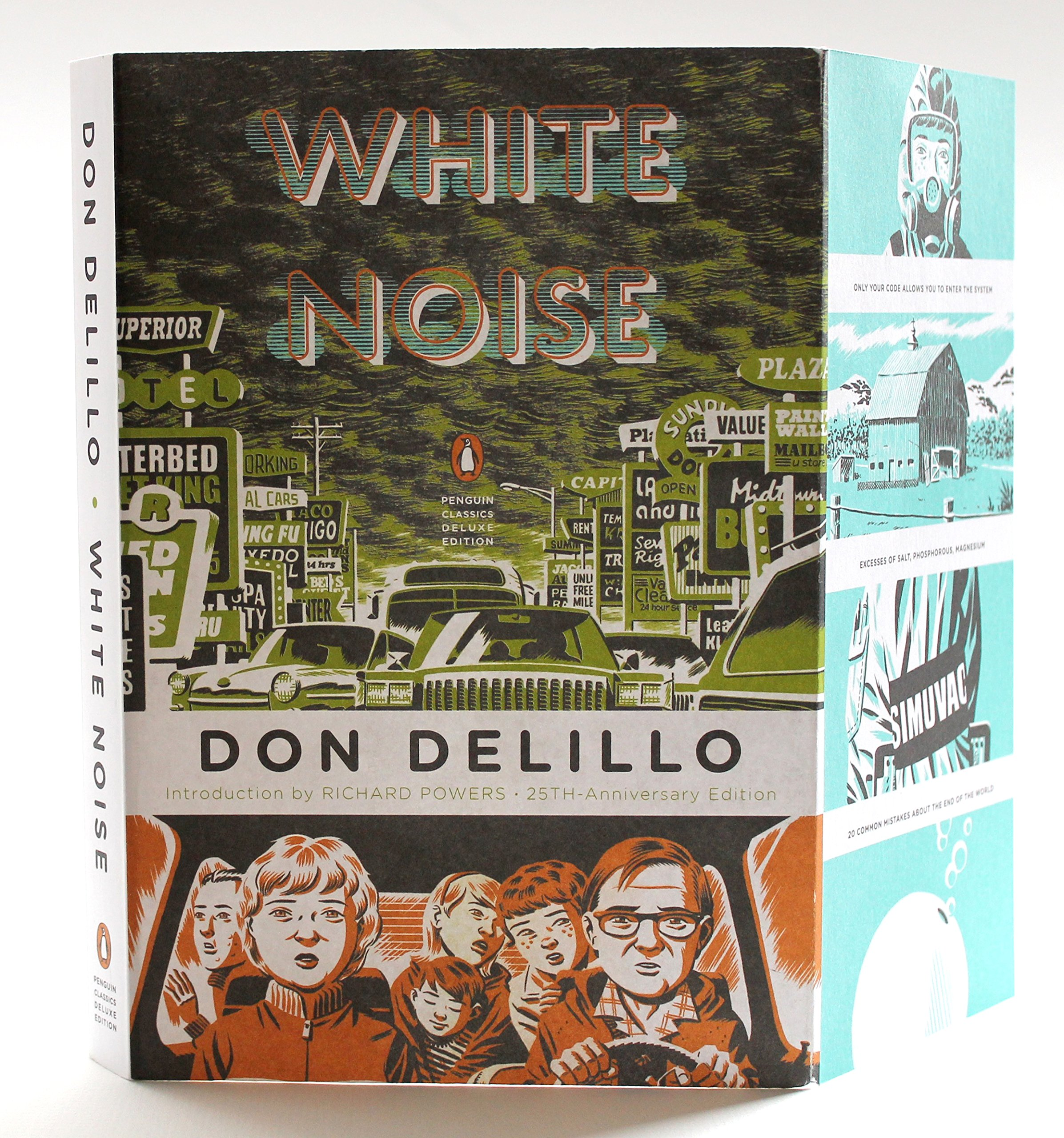 White Noise Don Delillo Pdf