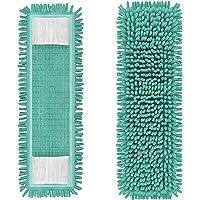 Refil para Mop Flat Chenile, Verde, Flash Limp