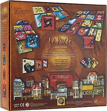 Asmodee - Lg03fr - El Loup Garou de Miller Hollow - El Arca de la Alianza: Amazon.es: Juguetes y juegos