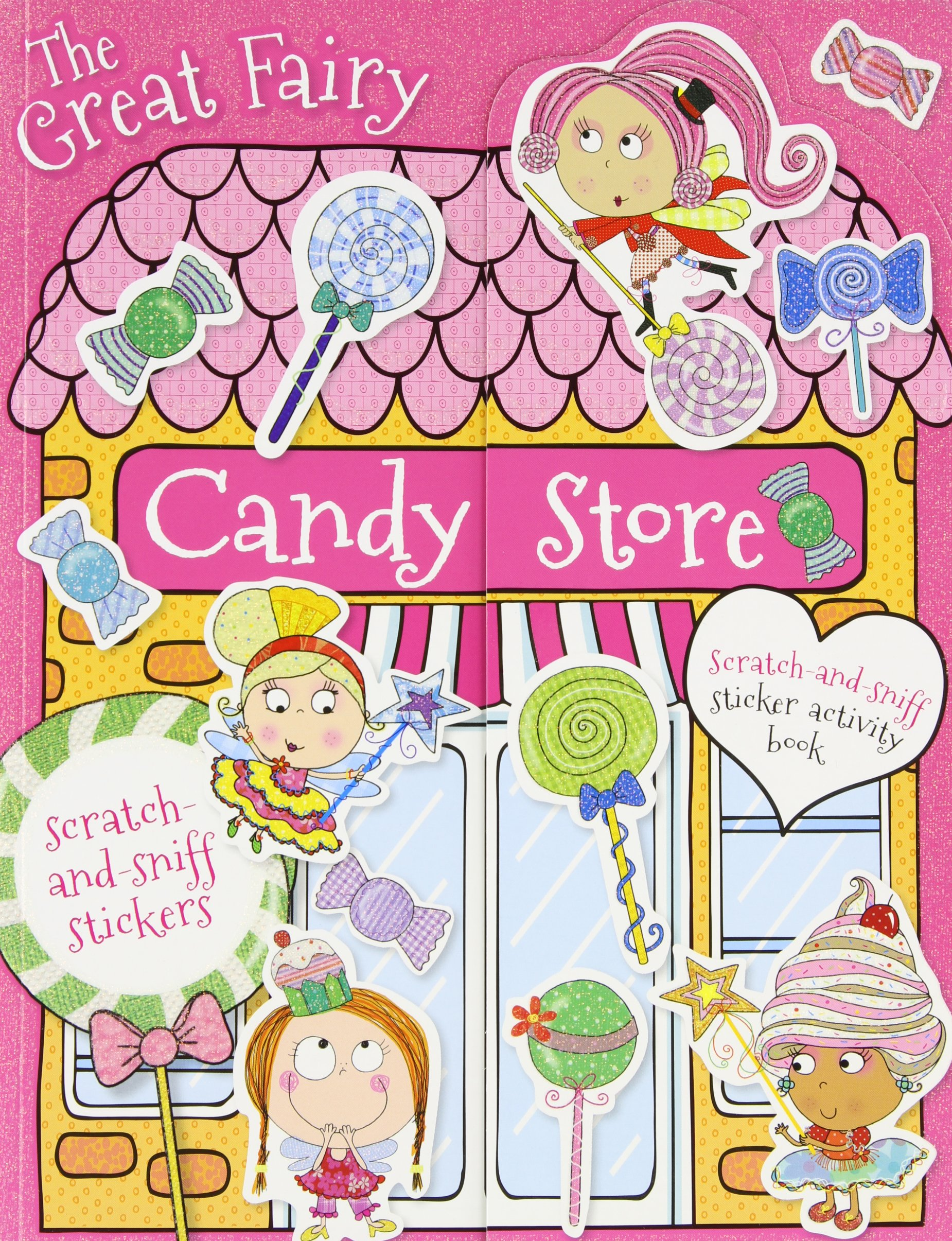 The Great Fairy Candy Store pdf