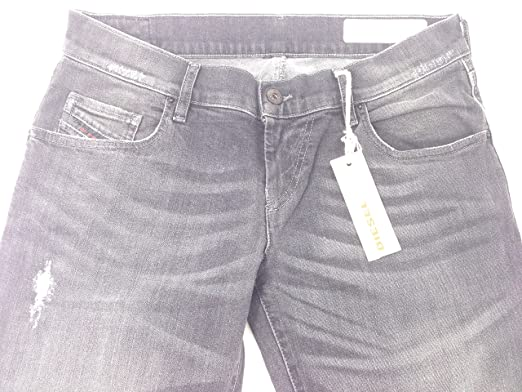 b8810bc2 Image Unavailable. Image not available for. Color: Diesel Women's Grupee  Super-Slim-Skinny ...