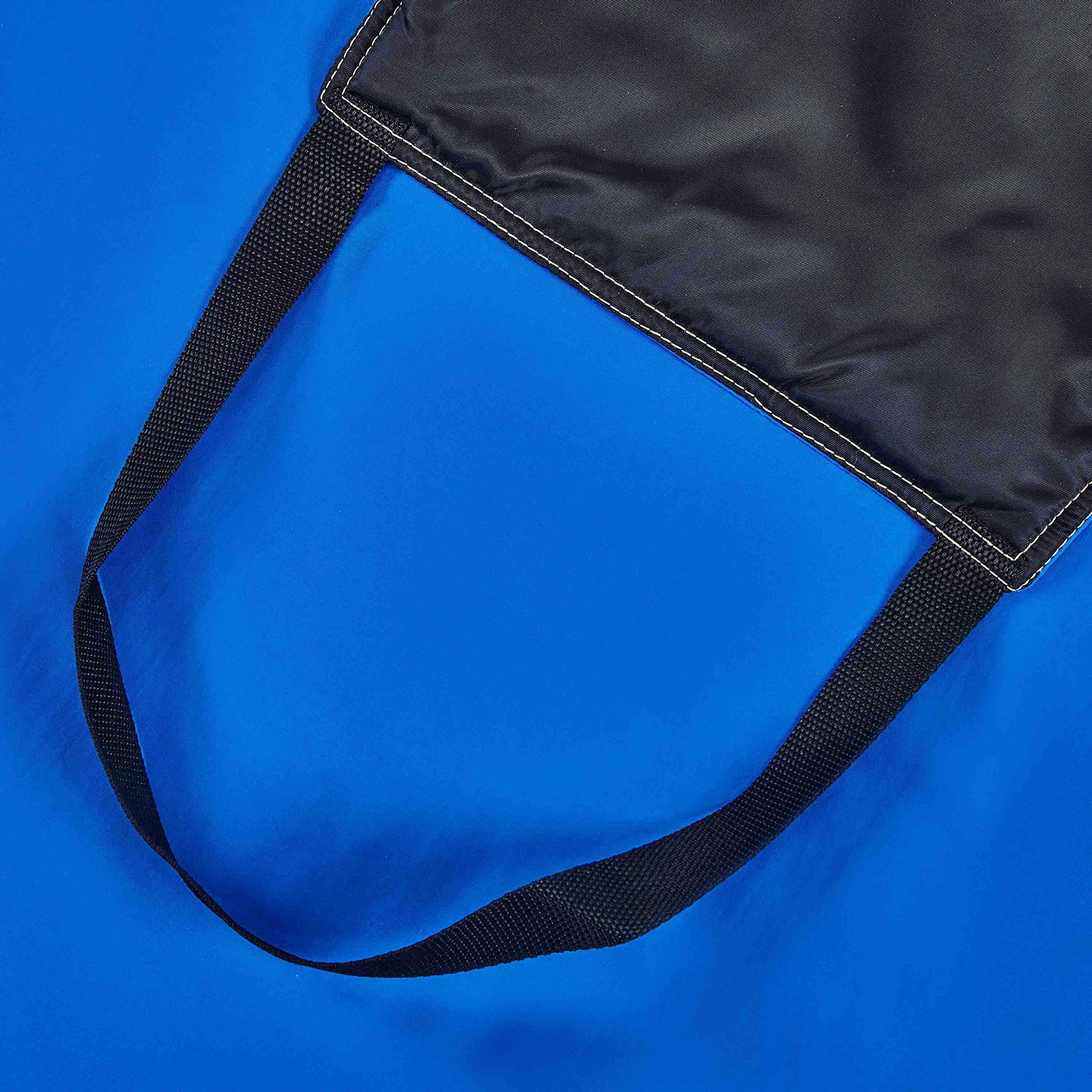Holulo Safety Cryo-Apron Cryogenic Apron Nitrogen Working Suit 33'' Length x 26'' (L) by Holulo (Image #4)