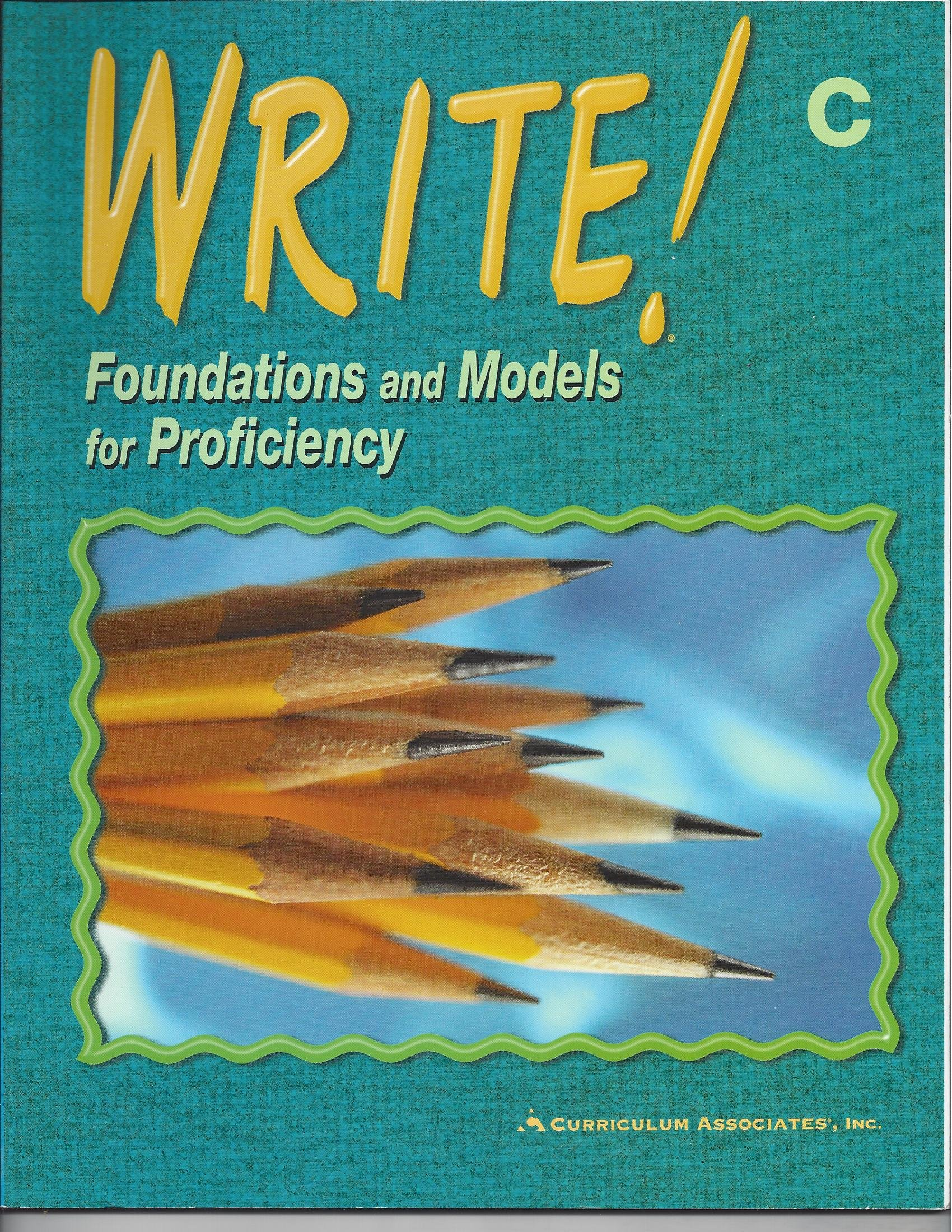 Download Write! Foundations and Models for Proficiency ebook