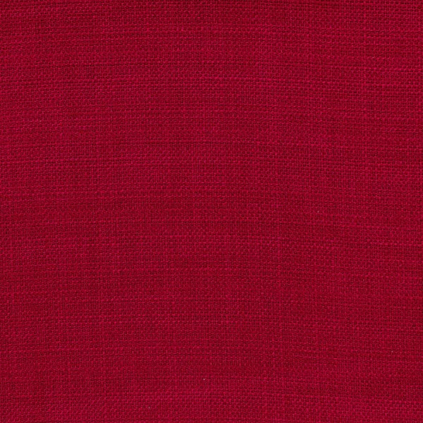 Homelegance Karlock Button Tufted Barrel Accent Chair, Red