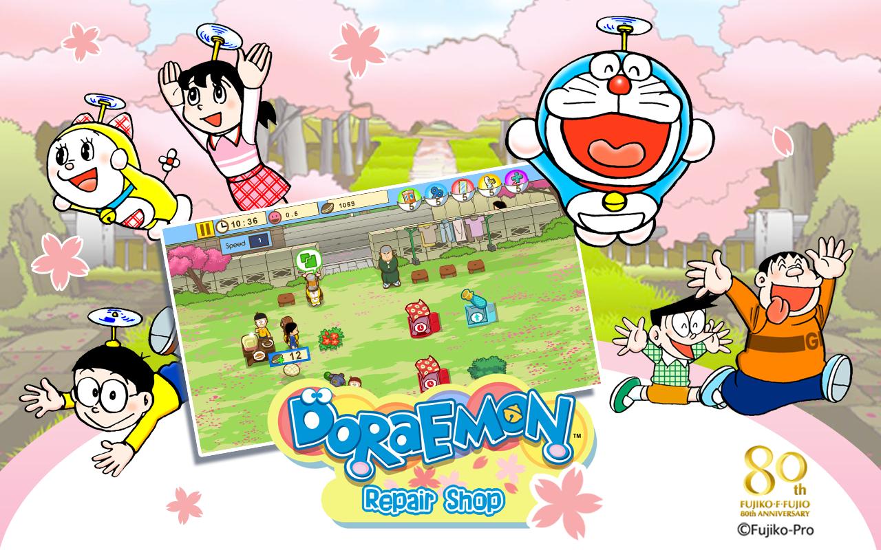 Amazon Com Doraemon Repair Shop Seasons Appstore For Android