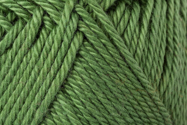 Schachenmayr Ovillo Hilo de algodón para Punto y Ganchillo Catania 9801210, algodón, Caqui, 11,5 x 5,2 x 6 cm: Amazon.es: Hogar