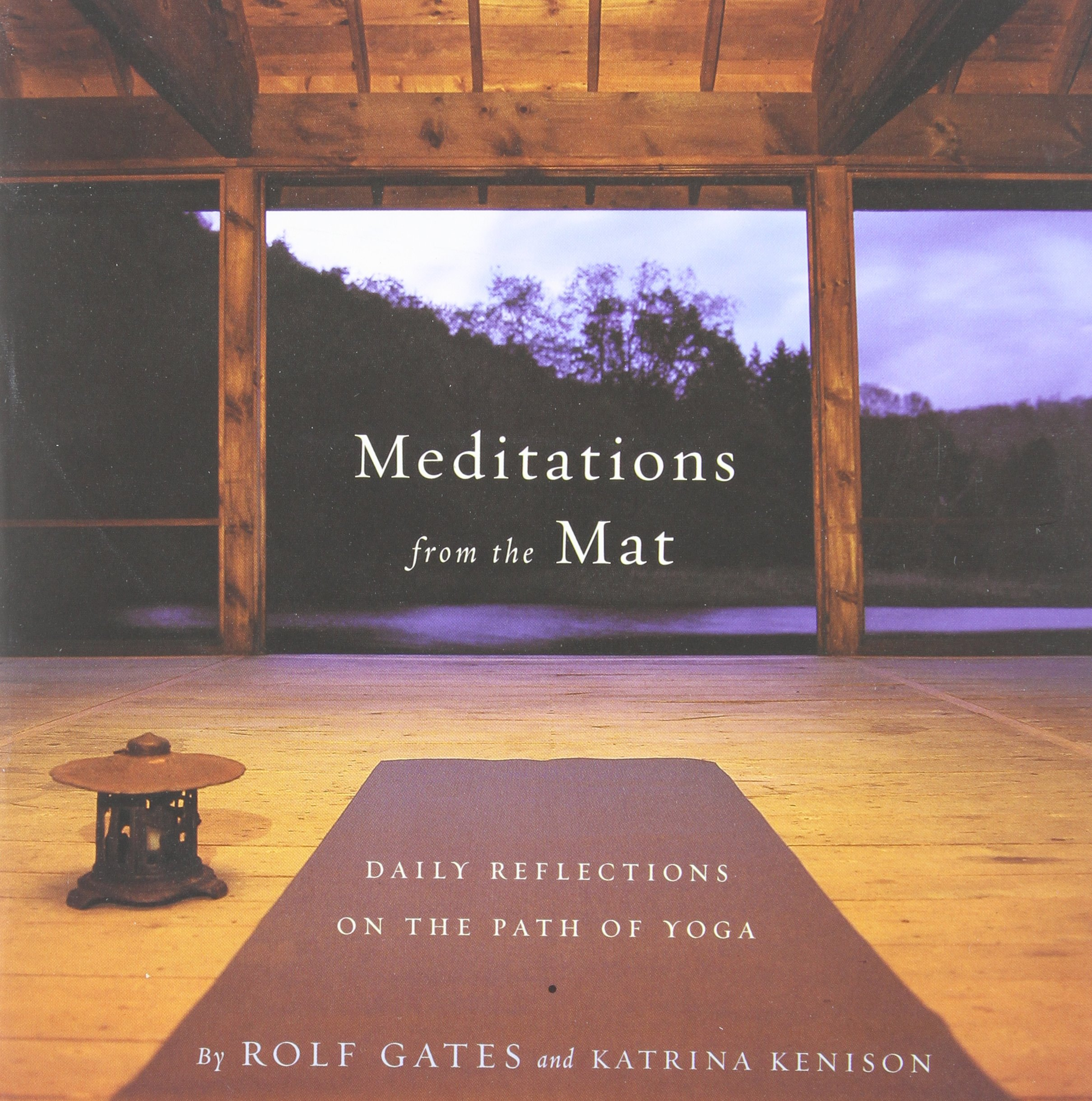 Meditations Mat Daily Reflections Path product image