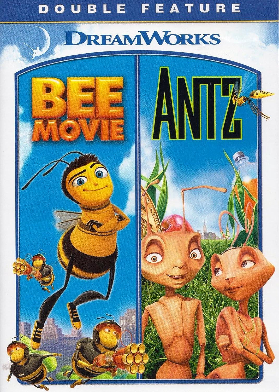 Amazon Com Bee Movie Antz Woody Allen Dan Aykroyd Anne Bancroft Jerry Seinfeld Renee Zellweger Simon J Smith Steve Hickner Tim Johnson Eric Darnell Movies Tv