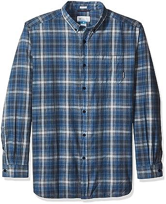 300de27e5be Amazon.com: Columbia Men's Cooper Lake Big & Tall Long Sleeve Shirt:  Clothing