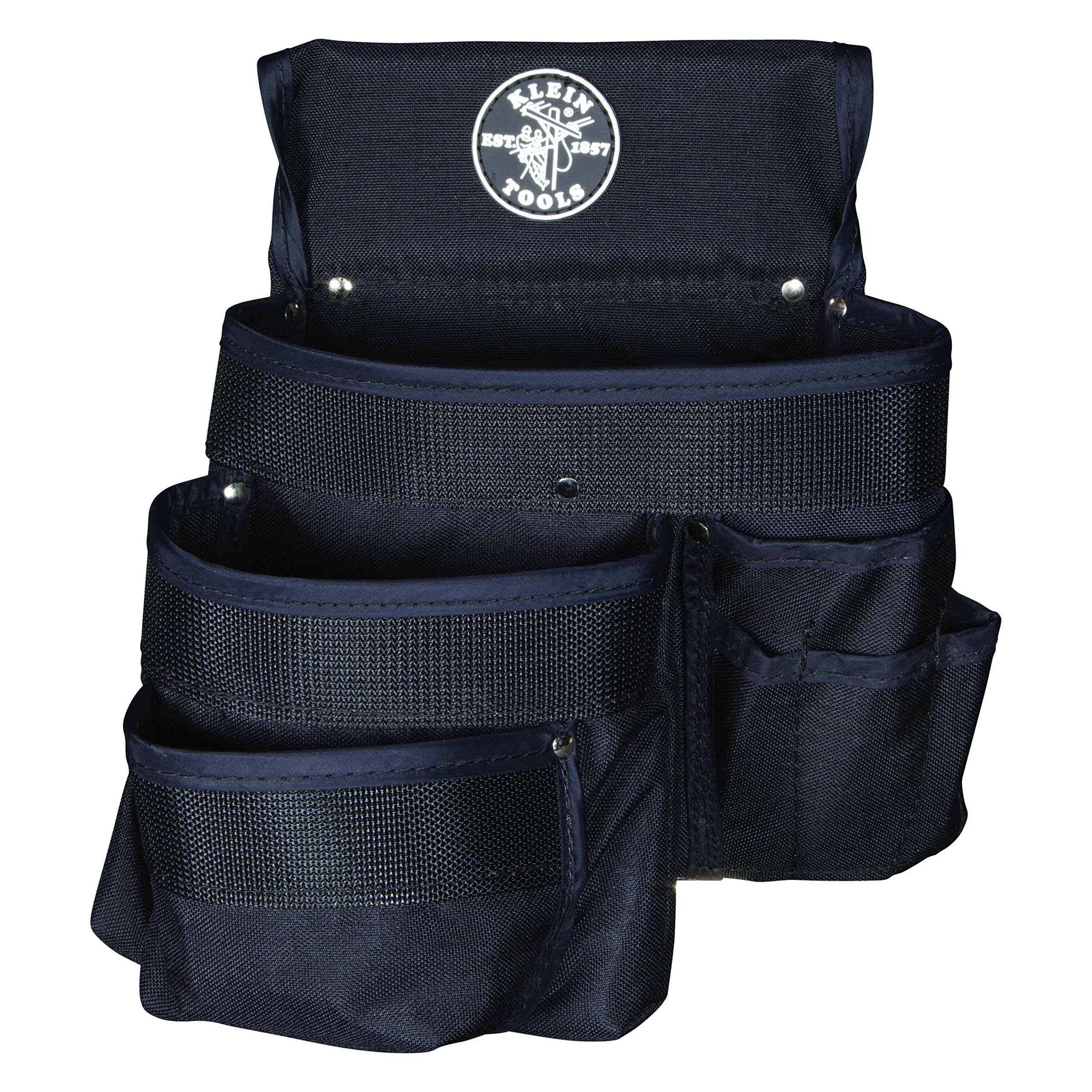 PowerLine Series 9-Pocket Tool Pouch Klein Tools 5700