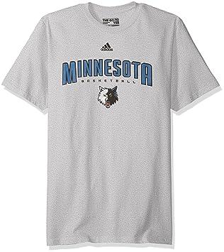 Camiseta manga corta para hombre NBA Miracle - 3720 NBA Miracle, Gris: Amazon.es: Deportes y aire libre