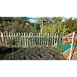 Easynets Pea & Bean Support Frame Kit H: 1.8m L: 1.8m