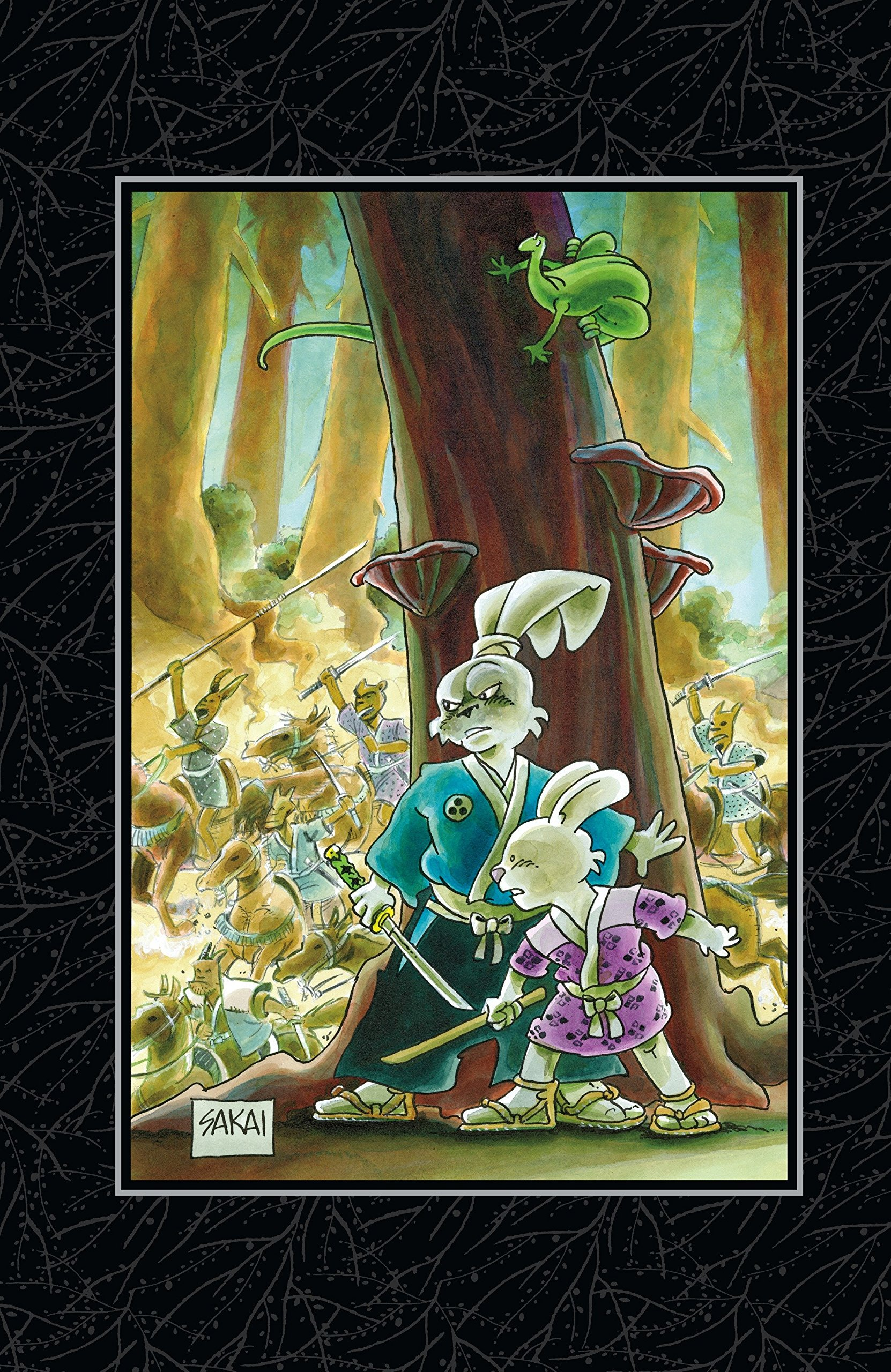 Usagi Yojimbo Saga Volume 4 Ltd. Ed.: Amazon.es: Stan Sakai ...