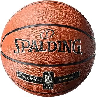 Spalding Silver Ballon de Basket Mixte SPAA3|#Spalding