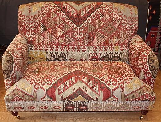 Kilim Sofa   Size: W142 X D95 X H95 Cm Code R6466