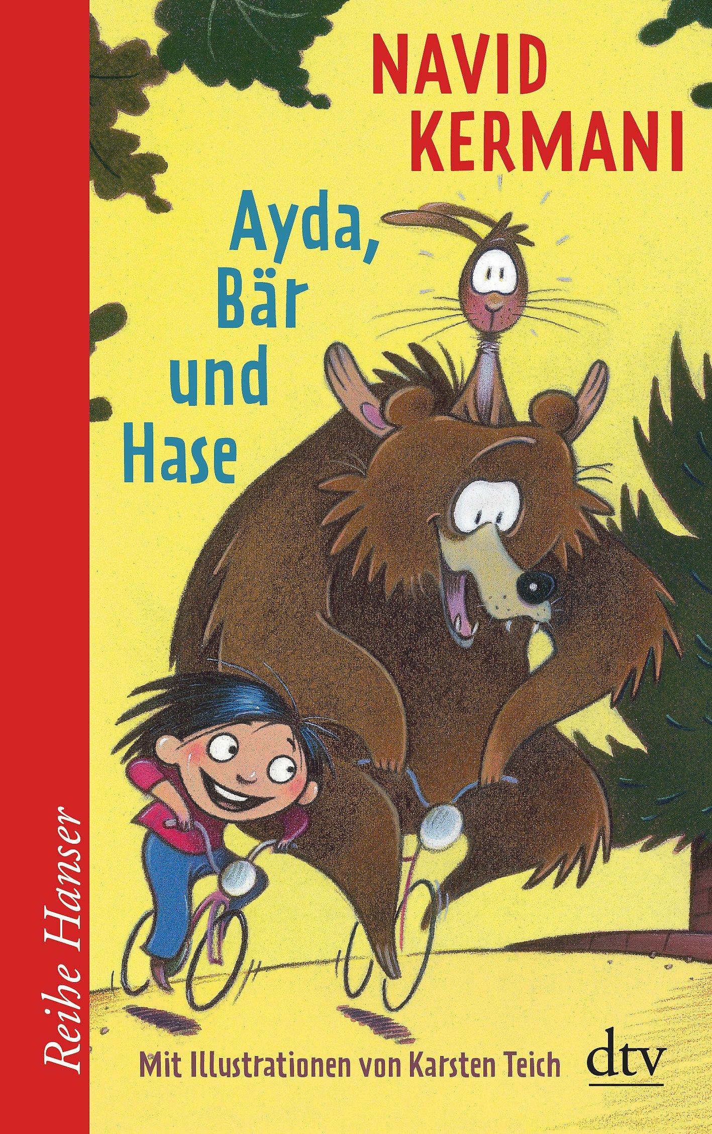 Ayda, Bär und Hase (Reihe Hanser)