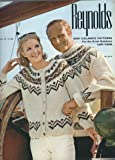 Reynolds Yarns (New Icelandic Patterns For the Great Outdoors; Lopi Yarn, Volume 72; Nos. 7201- 7212)