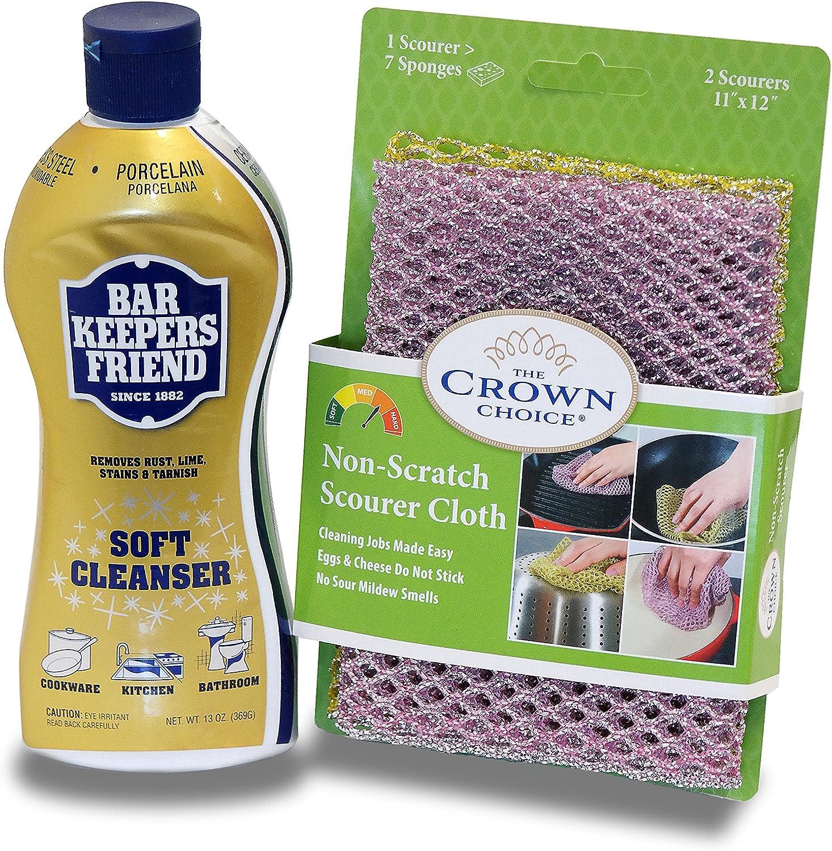 BAR KEEPERS' FRIEND Soft Cleanser Liquid