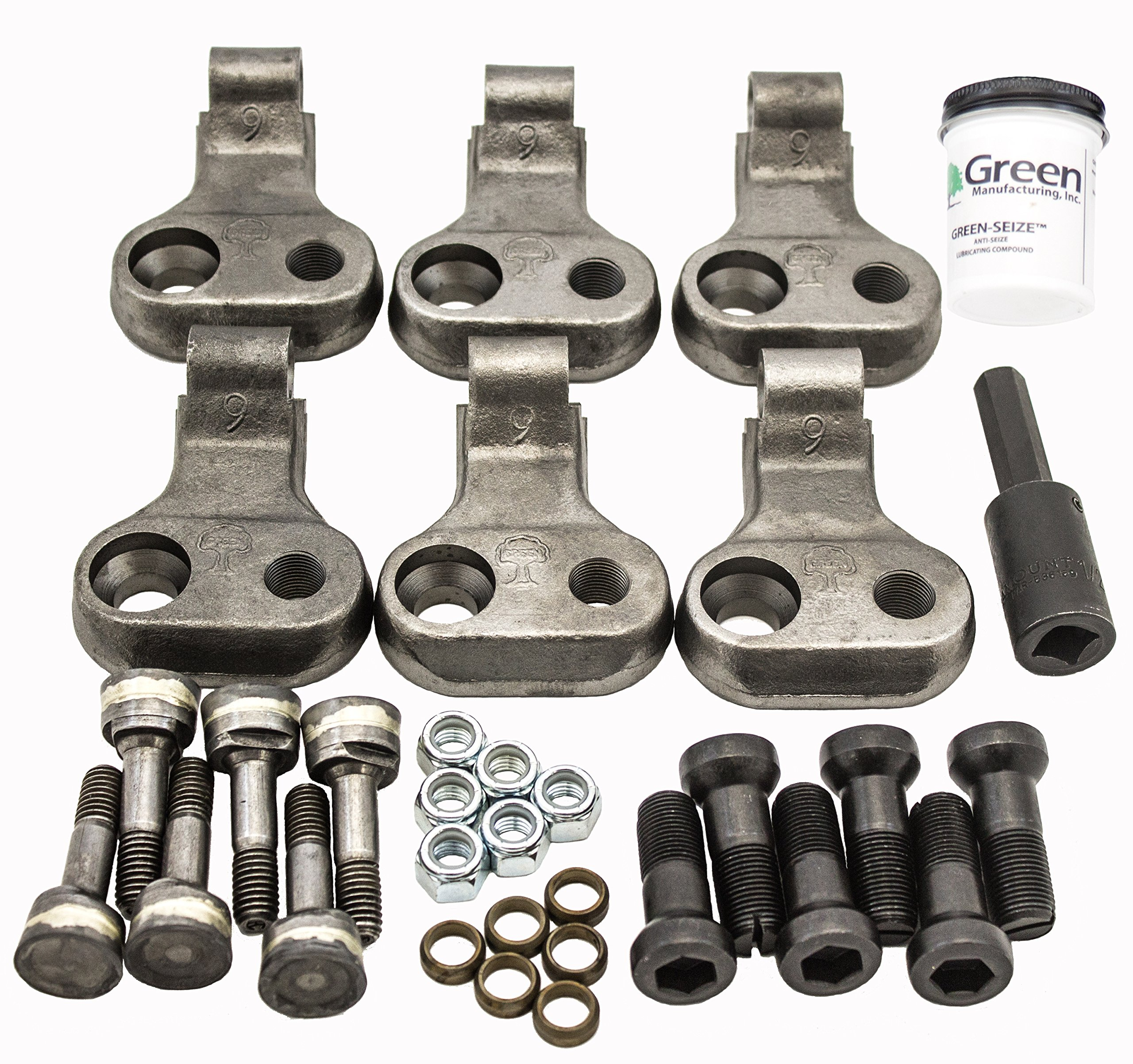 Greenteeth Performance Upgrade Kit for Vermeer SC 252, 292, and 362