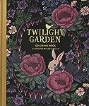 Twilight Garden Coloring Book: Published in Sweden as 'Blomstermandala'