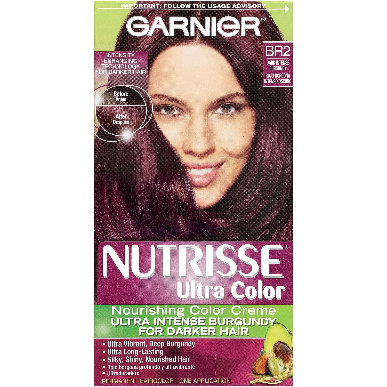 Deep Burgundy Hair Color Topsimages