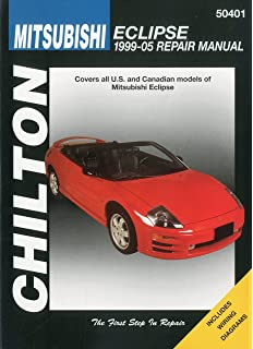 Mitsubishi eclipse eagle talon 95 05 haynes repair manual mitsubishi eclipse 1999 2005 chiltons total car care repair manuals fandeluxe Image collections