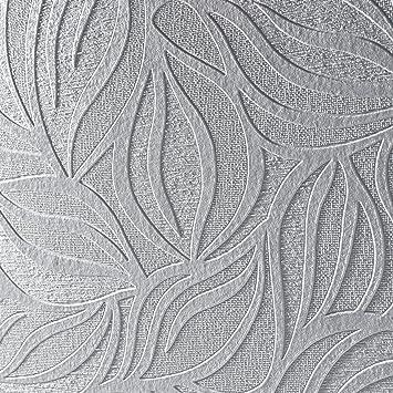 Papel pintado Superfresco corteza, resistente color blanco
