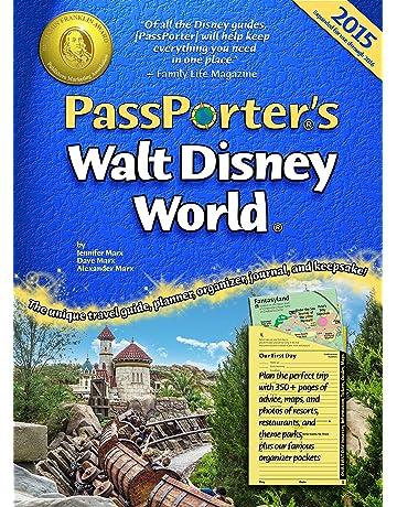 PassPorters Walt Disney World 2015: The Unique Travel Guide, Planner, Organizer, Journal