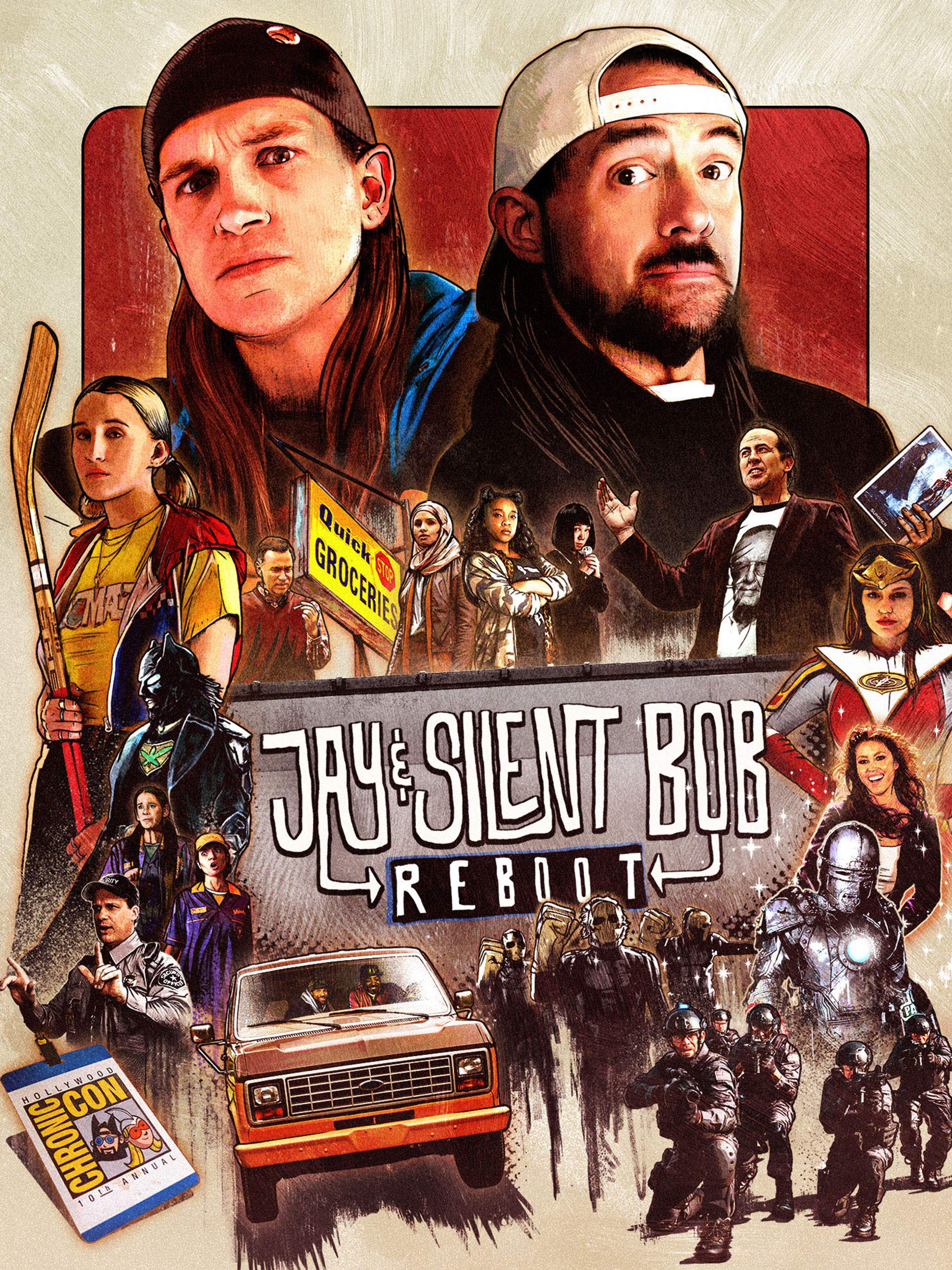 Amazon Com Watch Jay And Silent Bob Reboot Prime Video