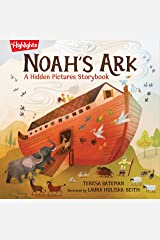 Noah's Ark: A Hidden Pictures Storybook (Highlights Hidden Pictures Storybooks) Kindle Edition