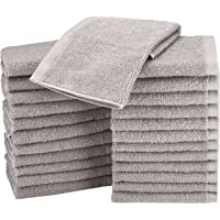 AmazonBasics Cotton Washcloths